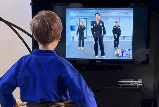 Kidsvirtualnologo, Martial Arts Advantage Tampa FL