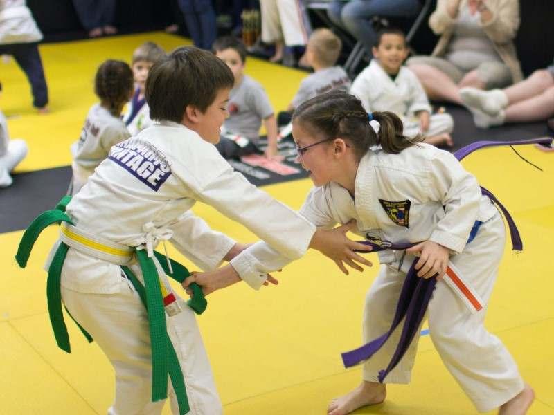 Kids Taekwondo in North and South Tampa