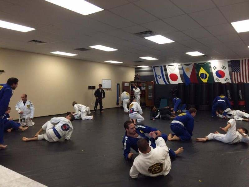 Adult Brazilian Jiujitsu in South Tampa