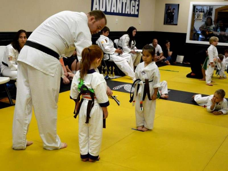 Preschool Martial Arts Classes in North Tampa and South Tampa