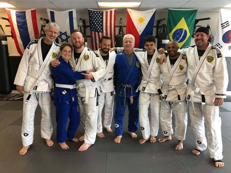 adult martial arts training in South Tampa