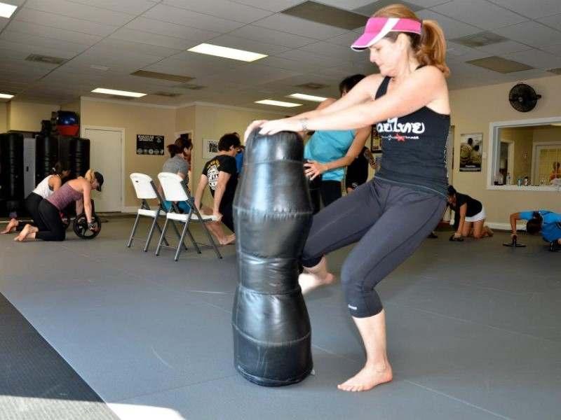 Fitness Kickboxing in Tampa