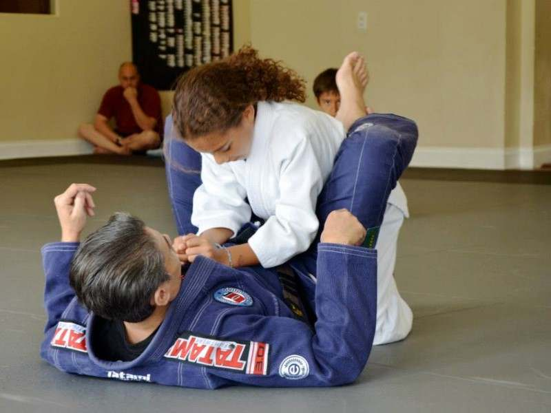 Kids Brazilian Jiujitsu in Tampa